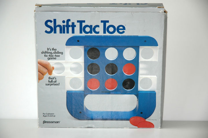 shift tac toe