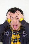 Xueqiao (George) Deng's crazy photo